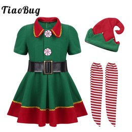 Teenage Girls Tight Dresses for Christmas