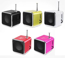$enCountryForm.capitalKeyWord NZ - 2018 Bluetooth Speaker Portable Mini Speaker TD-V26 HiFi Stereo Audio Speakers FM Radio TF U Disk Slot Multi-Speaker Digital Sound Box Mp3