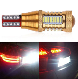 $enCountryForm.capitalKeyWord Australia - 2x High Power 12W White Car Light T15 1156 1157 T20 4014 Chip 1 Cree + 32 SMD Auto LED Light Reversing Lamp Brake Light 12V Work Lamp