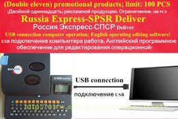 Promotional Electronics Australia - Cable ID printer electronic lettering machine tube printer S700E Russia double eleven promotional USB computer connection