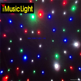 $enCountryForm.capitalKeyWord Australia - RGBW led star curtain 10ft by 15ft wedding backdrop stage background cloth with multi controller dmx function