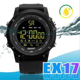 Discount kids apple iwatch - For apple iwatch Bluetooth Smart watch EX17 Long standby time Smartwatch Bracelet IP67 Waterproof Swim Fitness Tracker S
