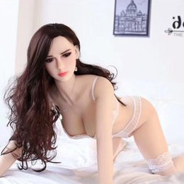 Sex mannequin full online shopping - High quality China sex doll Full Body Sex Doll Full Silicone Sex Dolls for Men Real Love Doll Metal Skeleton Artificial D Vagina