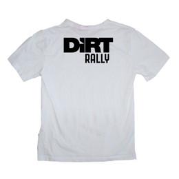 Kids Games Race UK - Dirt Rally Car Racing game xbox Sega Auto Shirt Sizes Kids & S-XXXL Many Colours