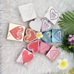 Rainbow coloR palette eyeshadow online shopping - Top Newest Goddess of love Bleeding Heart Mermaid s Heart Dragon Heart Highlighters Rainbow eyeshadow blush Eyes Triple Baked Highlighter