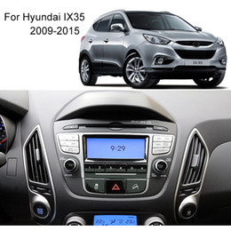 Free Mp3 Player For Android Phone Australia - Android 8.0 Octa Core Car DVD GPS Player Navigation Stereo for HYUNDAI TUCSON IX35 2009-2015 Radio Headunit Free Map
