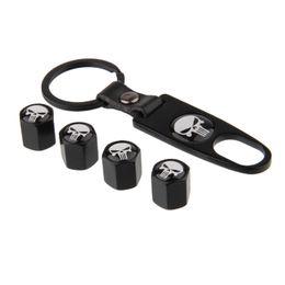 $enCountryForm.capitalKeyWord UK - 20sets Lots Metal Car Tire Valve Caps With Skull Logo Ato Tyre Air Stem Caps Wheel Accessories