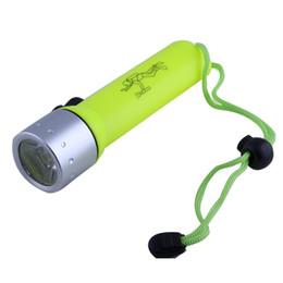 Cree Underwater Lights UK - LED Submarine Light Diving Flashlight Underwater Torch Waterproof CREE Q5 Lamp