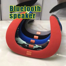 Discount big smart mobile - NEW SOUND GEAR Mini Portable Bluetooth Speakers Wireless Smart Hands-free Neck Speaker Big Power Subwoofer Support TF an