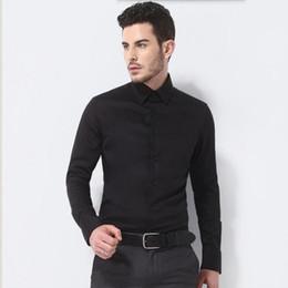 Discount long elegant dinner dresses - The latest men shirt long shirt business formal occasions elegant gentleman party dinner ball tuxedo