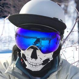 Discount ski big goggles - Nandn Men Women Snowboard Sports Ski Goggles Double Lens Anti-fog Professional Ski Glasses Exchengeable Lens Big Spheric