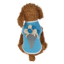 fddf7e0429c7 Cute dog apparel online shopping - Sweet Canister Dog Apparel Wear Summer T  Shirts Cute Pet