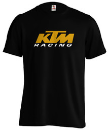 China KTM Racing - Motocross Racing - High Weight T Shirt - Soft Vinyl Funny free shipping Unisex Casual tee gift cheap weight silver suppliers