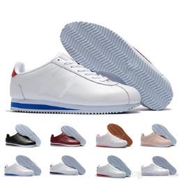 premium selection 1d78f c35a3 Acheter 2018 Nouvelle Cortez Casual Chaussures Hommes Et Femmes En Nylon  Prm Chaussures De Loisirs Shells Chaussures En Cuir De Mode En Plein Air  Casual ...