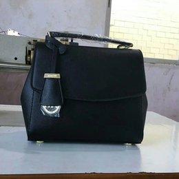 Popular Brand Purses Canada - Genuine leather women luxury handbags popular style designer handbag tote clutch bag famous brand ladies purses