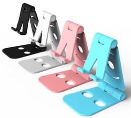 $enCountryForm.capitalKeyWord Australia - Cheapest! phone holder Mobile phone bracket desktop Live universal lazy Tablet PC stand Macarons double folding bracket free shipping