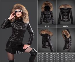 $enCountryForm.capitalKeyWord NZ - 2018 top quality M Down Parkas Winter Coat Women Fur Collar Women Winter Girls Down Jacket outerwear coats casual inclined zipper