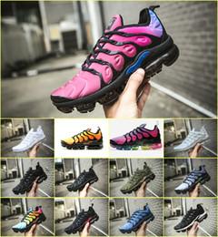 low priced 12bb6 f79b2 NEUE 2019 Tn Plus Männer Laufschuhe für Billig Air Tn Schuhe 270 Og schwarz  weiß Mode Korb Tn Requin Sport Athletic Chaussures