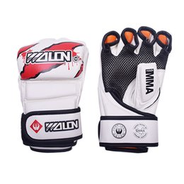Ufc gloves online shopping - best selling mma kicking glove UFC combat fighting glove grappling muay thai boxing punch mma gloves
