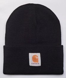 Men Best Hats Canada - Winter Saints Cotton New CAR HARTT Beanies Cap Gorros Embroidery Knitted Hat For Men Women Casual best quality Warm Knit Cap Wool Hats