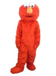 $enCountryForm.capitalKeyWord UK - Factory Direct Selling High Quality Long Fur Elmo Mascot Costume Character Costume Cartoon Costume Elmo