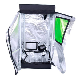 60 x 60 x 120cm Home Use Dismountable Hydroponic Plant Growing Tent With Window Greenhouse  sc 1 st  DHgate.com : grow tents nz - memphite.com