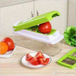 $enCountryForm.capitalKeyWord Canada - Vegetable Fruit Nicer Slicer Dicer Plus Chopper Cutter Peeler Vegetable Fruit Graters Peeler Cutter Chopper Slicer Cutting Kitchen Tool 2877