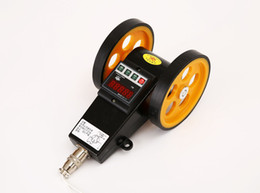 All-in-one Meter Counter Lk-90sc Meter Wheel and Counter Integrated with Preset Output Reset