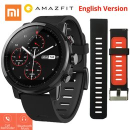 $enCountryForm.capitalKeyWord Canada - wholesale Mi Huami Amazfit Smart Watch Stratos 2 English Version Sports Smartwatch With GPS PPG Heart Rate Monitor 5ATM Waterproof