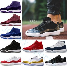 $enCountryForm.capitalKeyWord Australia - basketball shoes Cheap 11 Chicago Gym Red 11s Midnight Navy Mens sport Shoes For Men Women Space sport 45 Barons Legend Blue Sneakers Sports