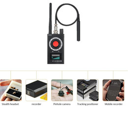phone bugging Australia - RF Scanner Detector Mini Camera Finder Bug Detector WiFi Signal GPS GSM Radio Phone Device Finder Private Protect Security