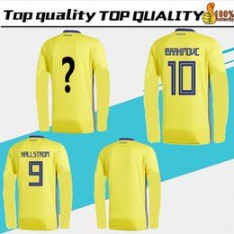 online store c1eeb 8c153 Long Sleeve Ibrahimovic Jersey Online Shopping | Long Sleeve ...