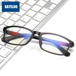 d79e995b3c7 KATELUO ULTEM(PEI)- Tungsten Computer Goggles Anti Fatigue  Radiation-resistant Eyeglasses Reading Glasses Frame oculos 13022