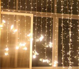 $enCountryForm.capitalKeyWord Australia - 220v Outdoor waterproofing balcony patio flashing waterfall lamp 10 m LED Christmas decoration lantern multifunctional curtain lamp