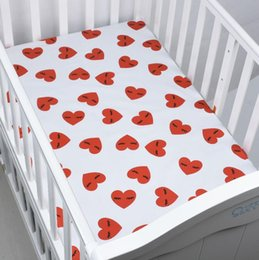 $enCountryForm.capitalKeyWord NZ - INS best quality pure cotton baby bedding sheet full size infant boy and girls crib sheet