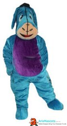 Lovely adult size eeyore donkey costume mascot funny cartoon mascot for party buy mascots online character design arismascots  sc 1 st  DHgate.com & Adult Eeyore Costume NZ | Buy New Adult Eeyore Costume Online from ...