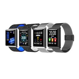 $enCountryForm.capitalKeyWord UK - Sports Smart Bracelet Fitness Tracker 1.3 Inch IPS Screen Display IP67 Waterproof Intelligent Watch Real-time Heart Rate Monitor