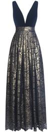 $enCountryForm.capitalKeyWord UK - Fazadess Girl Women's Floral Prom Dress Print Graceful Lace Long Formal Evening Ball Gowns