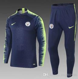 1819 Manchester City Sportswear Barcelone Uniforme de Baseball France Athlétisme Jogging Atletico Madrid pour homme