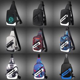 $enCountryForm.capitalKeyWord Australia - 2018 New Trend Korean Canvas Casual Men Bag Small Single Shoulder Bag Slanted Chest Bag Male A-33