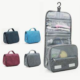 ddce028934 Hang Up Storage Bag Australia - Portable Hanging Women Men Cosmetic Bag  Waterproof Makeup Travel Organizer