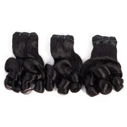$enCountryForm.capitalKeyWord Canada - 9A Funmi Hair Bundles Rose Curly Virgin Brazilian Indian Peruvian Malaysian Hair Bundles 10-20inch Human Hair Extensions Natural Color 3Pcs