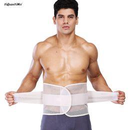 1dfe8ddf9c breathable slimming belt corset body shaper trainer male bodysuit mens  waist cincher corsets Slim waist support shapers