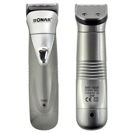 Men Hair Shaver Australia - Men Electric Shaver Razor Precision Adjustable Hair Trimmer Clipper Hair Beard Trimmer Cordless Barber Tools with high quality