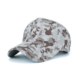 Chinese  New Wont Let You Down Camo Pu Gorras Hat Camouflage Suede Baseball Cap Sun Shading Hats Many Kinds 15 2zm aa manufacturers
