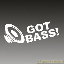 $enCountryForm.capitalKeyWord Canada - Car styling for got bass Aufkleber Musikanlage Sound sticker musik aufkleber subwoofer watt 841