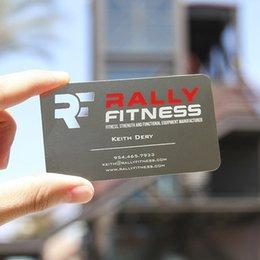Tarjeta de membresía personalizada de metal de acero inoxidable, diseño personalizado de tarjetas de visita de metal en venta