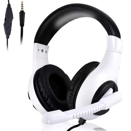 Wireless headphones mp4 online shopping - Top seller tooling gaming headsets Headphone for PC XBOX ONE PS4 Headset headphone For Computer Headphone