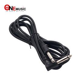 "$enCountryForm.capitalKeyWord Australia - 2pcs lot 3M Guitar Amp Cable 6.35mm 1 4"" Jack Lead"