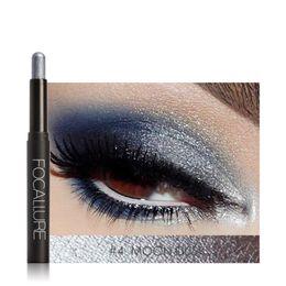 Discount best eye glitters - Best Deal New Professional Beauty Blue Highlighter Eyeshadow Pencil Cosmetic Glitter Eye Shadow Pen 1pc